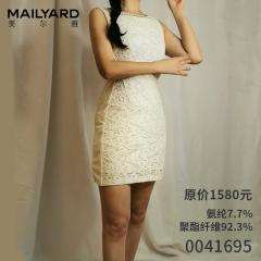 美尔雅 连衣裙0041695 实拍图 7码