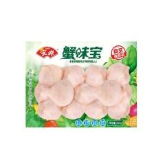 安井 蟹味宝240g(真空装)