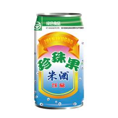 珍珠果米酒330g