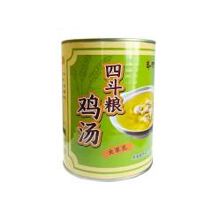 四斗粮 虫草花鸡汤980g(预售3天发货)