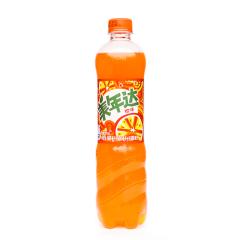 美年达橙味汽水600ML/瓶(单买新人专享不配送)