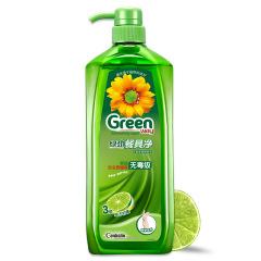 绿劲 餐具净洗洁精(柚子柠檬味)1.28kg