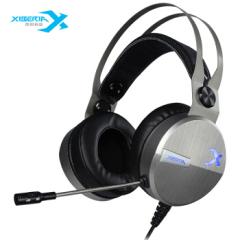 西伯利亚(XIBERIA) K0竞技游戏耳机 头载式7.1声效USB耳麦 电竞游戏