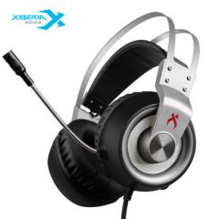 西伯利亚 K1电脑游戏耳机头戴式耳麦 USB7.1