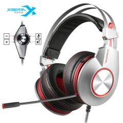 西伯利亚(XIBERIA)K5 电竞游戏耳机头戴式