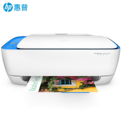 惠普HP3638惠普打印机家用无线小型手机wifi彩色喷墨照片学生作业打印机办公家用多功能一体机 惠