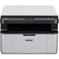 兄弟DCP-1608黑白激光多功能打印机一体机复印证件扫描A4小型学生作业居家办公商务商用 兄弟16