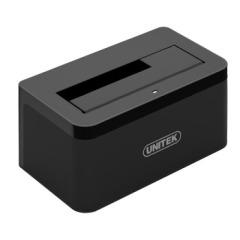 优越者 硬盘底座2.5/3.5英寸硬盘盒外置SATA/SSD串口USB3.0 Y-1078A 黑色