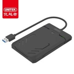 优越者2.5英寸移动硬盘盒 笔记本外置USB3.0机械/SSD固态硬盘盒子 Y-3036