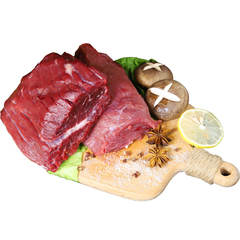 新鲜牛肉(特殊商品,当天有货当天发,如遇无货顺延第二天) 约1斤