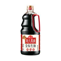 海天 金标生抽酱油1.9L