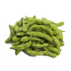 新鲜 毛豆角 带壳青豆荚 约500g