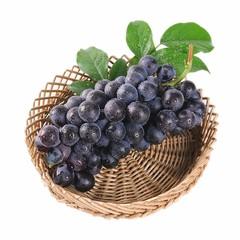 无籽黑加仑 黑葡萄 巨甜 水分足 2斤左右 约1000g 正负50g