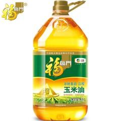 福临门非转基因压榨玉米油5L
