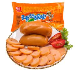 双汇 玉米火腿肠 玉米热狗 一个约40g