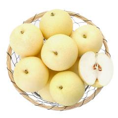 香甜皇冠梨 梨子 约2斤