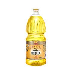 1.8升金龙鱼3000p稻米油 一瓶1.8升
