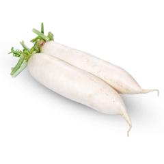 大白萝卜 约2-3斤左右