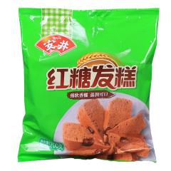 安井红糖发糕 400g