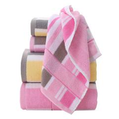 洁丽雅毛巾6454一条(颜色随机)