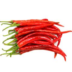 新鲜红杭椒150g