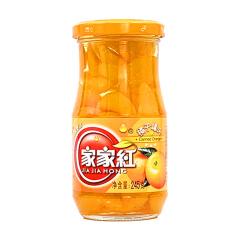 家家红橘子罐头245g一瓶