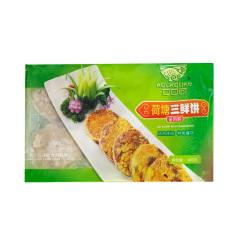 荷塘三鲜饼480g