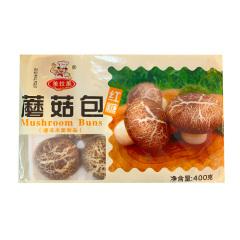 美拉美  红糖蘑菇包 400g