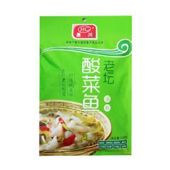 惠川 老坛酸菜鱼调料 320g