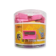 晨光APS91211塑料卷笔刀 单个 颜色随机