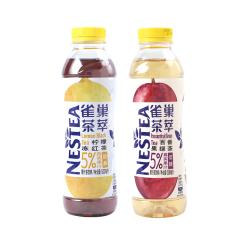雀巢  茶萃 百香果绿茶