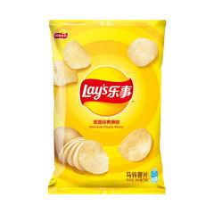 乐事 经典原味薯片70g