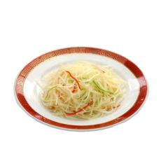 净菜 土豆丝1斤