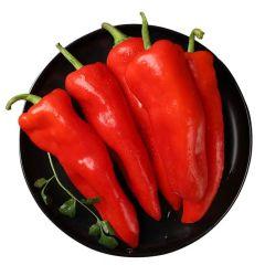 新鲜红辣椒半斤