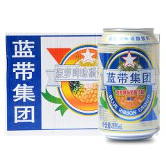 蓝带 菠萝啤330ML 3听