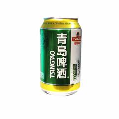 青岛啤酒 清爽8度 330ml 24听