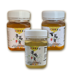 楚维康 原生态蜂蜜 枣花蜜 500g