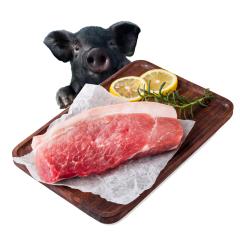 正宗生态黑猪肉 1斤(预售商品7月1日发货) 约500g