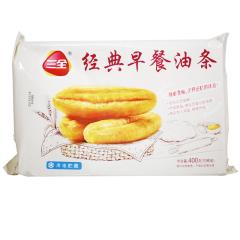 三全 经典早餐油条400g(10根)
