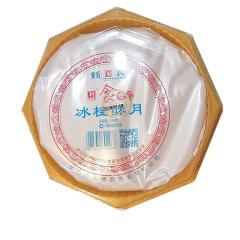 黄石特产 食博园 冰桂酥月 350g(一个)