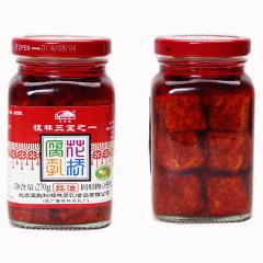 花桥 红油腐乳270g