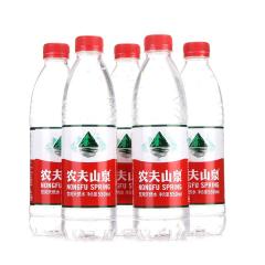 农夫山泉 天然饮用水 550ml*24瓶