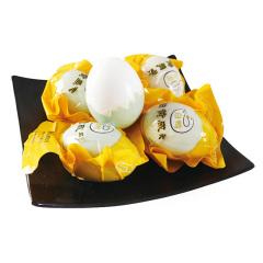 白鸭 油黄咸蛋1枚(真空装)