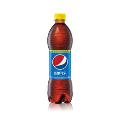 百事可乐600ML/瓶(单买新人专享不配送)