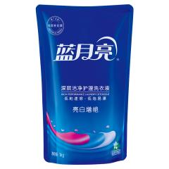 蓝月亮自然香亮白增艳洗衣液1kg