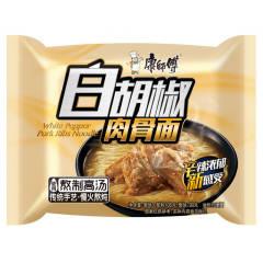 康师傅白胡椒肉骨面82.5g