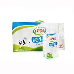 伊利纯牛奶250ml*24 250ML