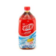 统一冰红茶1L 双重柠檬