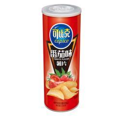 可比克番茄味薯片105g 番茄味