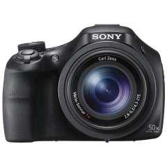 索尼(SONY) DSC-HX400 长焦旅游家用数码相机 50倍光学变焦 标配